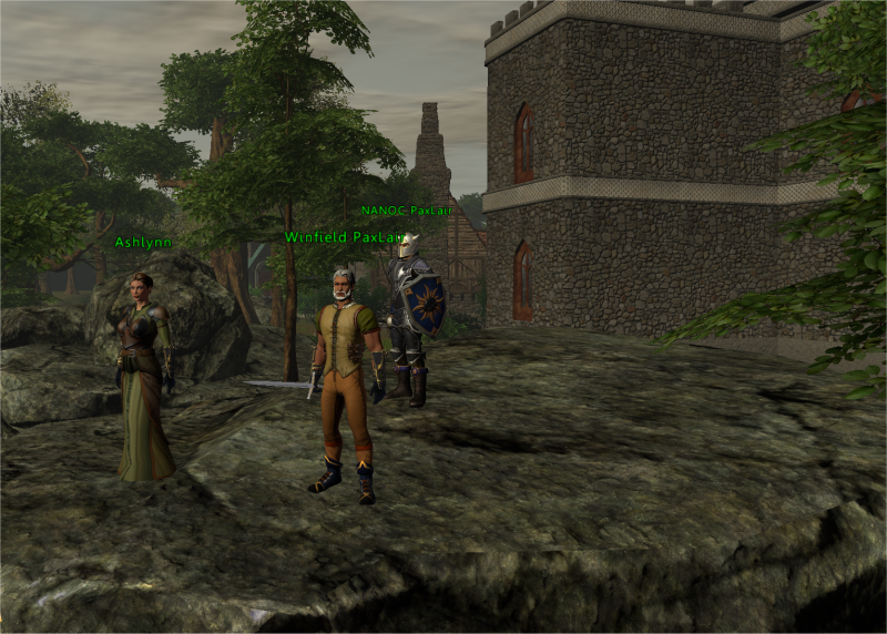 Release 5 - Valemark Upper Meadow - A few PaxLair leaders in search of a place to call home!